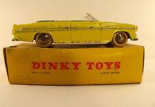 Dinky Toys F n° 24A Chrysler New Yorker en boite