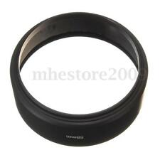 58mm Standard Screw Mount Metal Lens Hood for Canon Nikon Sony Pentax Olympus