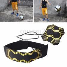 Football Soccer Kick Trainer Skills Practice Equipment Training Exercises Ball