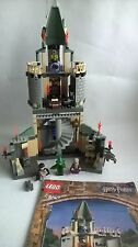 Lego Harry Potter DUMBLEDORE'S OFFICE 4729 With Minifigures 100% COMPLETE Set
