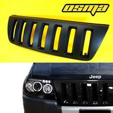 1999-2003 Jeep Grand Cherokee WJ Vertical Sport Matte Black Upper Hood Grille