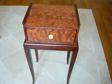 "Theodore Alexander Mahogany Keno Bros.""The Uptown"" Accent Table"