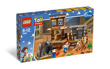 NEW Lego TOY STORY Woody's Roundup! 7594 LOW Shipping SEALED Stinky Pete Jessie