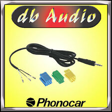 Phonocar 4/107 Ingresso Line Aux In Lancia Musa Y Connettore Radio Stereo MP3