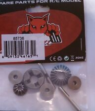 Redcat Racing Diff Gears & Pins 1 Pair Hurricane Monsoon Landslide Part # 85736