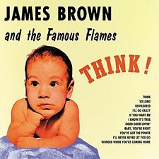 Think - James Brown (1996, CD NIEUW) Remastered