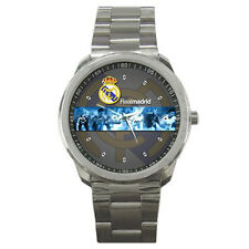 New Real Madrid CF La Liga Spain Club sport metal watch free shipping