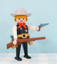 Playmobil Sheriff 3381 figuur figure figurine cowboys western indians indianen