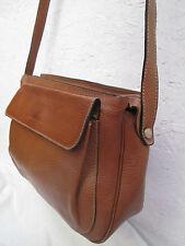 AUTHENTIQUE et magnifique  sac à main NATHAN  vintage cuir  (T)BEG bag