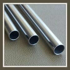 """Wind Chime Pipes- 7/8"""" Bright Dipped Aluminum Tubing- 4 Foot Length"""