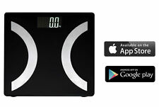 Bluetooth Wireless Full Body Analysing Smart Scales With SMART App FREE ON SALE!
