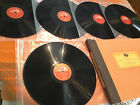 "TOSCANINI Symphony No 6 In F Major (Pastoral- Beethoven) 5x12"" 78rpm 1937 MINT-"