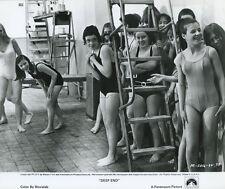 JANE ASHER JOHN MOULDER-BROWN  DEEP END JERZY SKOLIMOWSKI 1970 VINTAGE PHOTO #2