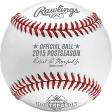 Rawlings Official 2015 POSTSEASON Baseball    MLB Playoff Baseball