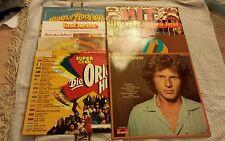 Schallplattensammlung Vinyl, sämtliche Musikrichtungen über ca. 30 Stück