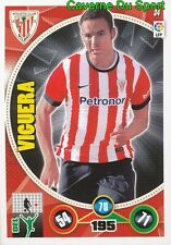034 BORJA VIGUERA ESPANA ATHLETIC CLUB CARD ADRENALYN 2015 PANINI