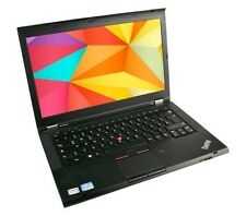 Lenovo ThinkPad T430 Core i7-3520M 2.90GHz 8GB 500GB DVD RW 1600x900 NVidia Cam