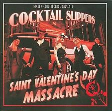 Saint Valentine's Day Massacre [Digipak] by Cocktail Slippers (CD, May-2009,...