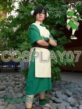 Avatar The Last Airbender Toph Beifong cosplay costume  custom size