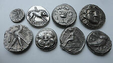 Repro Ancient Coins Celts Greek Stater Palestine Judea Shekel  Free Shipping