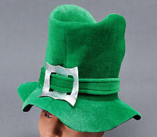 Green Leprichorn Hat St Patricks Day Irish Fancy Dress