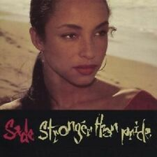 "SADE ""STRONGER THAN PRIDE"" CD NEUWARE!"