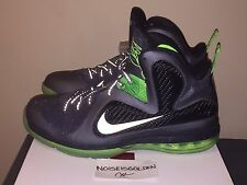 Lebron 9 Dunkman Mens size 12.5 James Nike