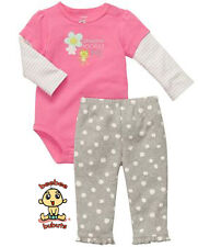 Carter's 2-pc Bodysuit and Pants Set 3 months Authentic and Brand New