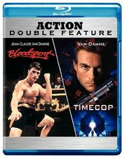 Timecop/Bloodsport (2011, REGION A Blu-ray