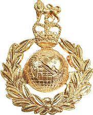 ROYAL MARINES COMMANDO CLASSIC GENUINE REGIMENTAL CAP BADGE