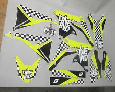 Suzuki RMZ250 2010-2016 One Industries Checkers graphics kit 1G31