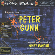 Henry Manchini - The Music From Peter Gunn 45RPM, 20 (2LP - 1959 - US - Reissue)