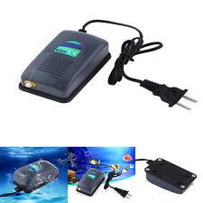 Super Silent Efficient High Out Energy Aquarium Fish Tank Oxygen Air Pump 2.5W M