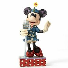 Disney Traditions Jim Shore Singer Minnie Mouse Sweet Harmony Figurine 4050388