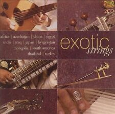 Various Artists-Exotic Strings CD NEW