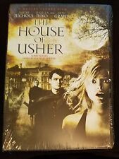 The House of Usher (DVD) , Austin Nichols, Beth Grant, New / Fast Shipping!