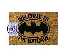 """Batman """"Welcome to the Bat Cave"""" Door Mat"""