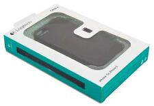 New Logitech Protection Plus [+] Phone Case Black for Apple iPhone 5 5s