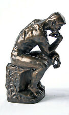 The Thinker Statue Sculpture by Auguste Rodin (1840-1917) Replica Reproduction