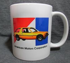 AMC Pacer X Graphic Coffee Cup, Mug - Vintage 70's AMC Classic - New - Sharp!