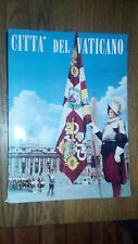1967 Vatican Book of Pictures Citta Del Vaticano  English Spanish Italian German