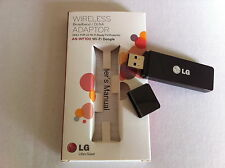 Genuine LG AN-WF100 Wireless WiFi USB 2.0 Adapter Dongle for LED LCD Plasma TV