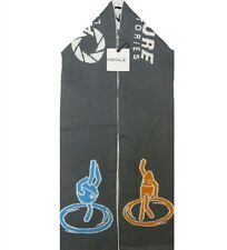 Portal 2 Chamber Squares Knit Scarf - Licensed Valve - Test Subjects