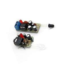 Wireless Audio Transmission Board Infrared IR Transmitter & Receiver Module NEW