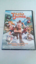 "DVD ""LAS AVENTURAS DE TADEO JONES"" PRECINTADA"