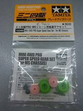 TAMIYA 15349 - MINI 4WD PRO TUNE-UP PARTS - SUPER SPEED GEAR SET for MS Chassis