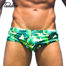 Sexy Men Swimwear Swimsuits Swim Briefs Bikini Brazilian Cut Swimming Wear New