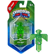 NEW Skylanders Trap Team Traptanium Life Trap Clear Green Bird Toucan Oak Eagle
