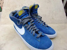 Nike  Blazer Hi Tops Suede Trainers  Sneakers Size UK 5.5 EUR 38.5
