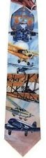 EXCLUSIVE USA MADE -DA VINCI TO CONCORDE BICENT'L OF FLIGHT NECKTIE FREE S/H-NEW